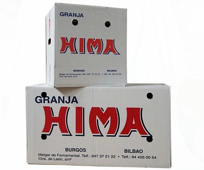 HUEVO FRESCO GALLINA: Productos de Granja Hima