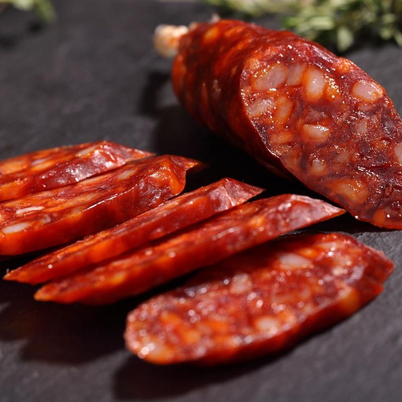 Chorizo de Salamanca:  de Hermanos García