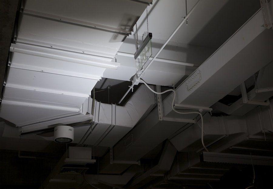 Los conductos de ventilación