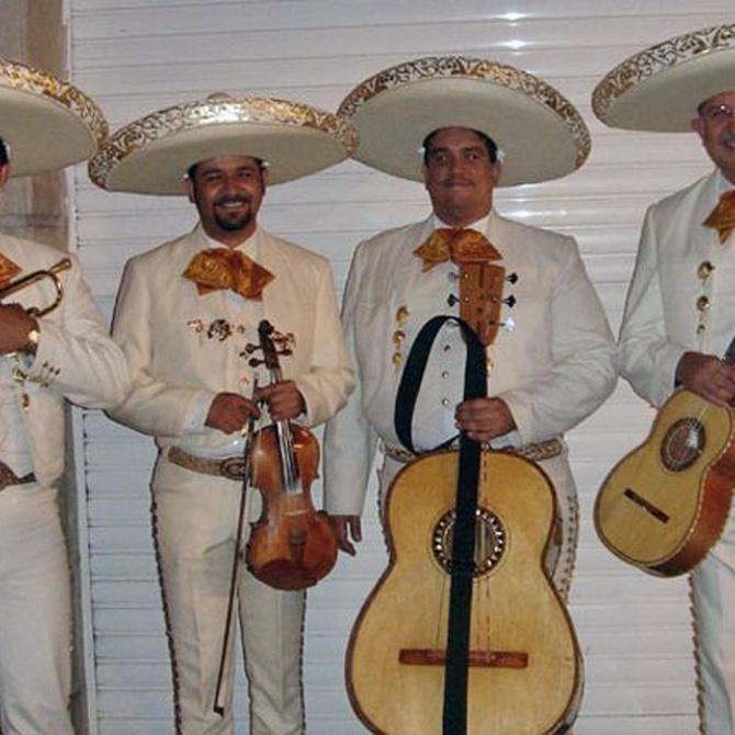 Mariachis, alegría para el día de tu boda