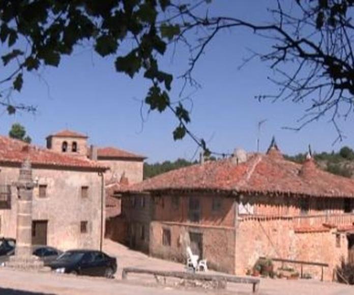El entorno: Nuestras instalaciones de Hotel Rural El Denario