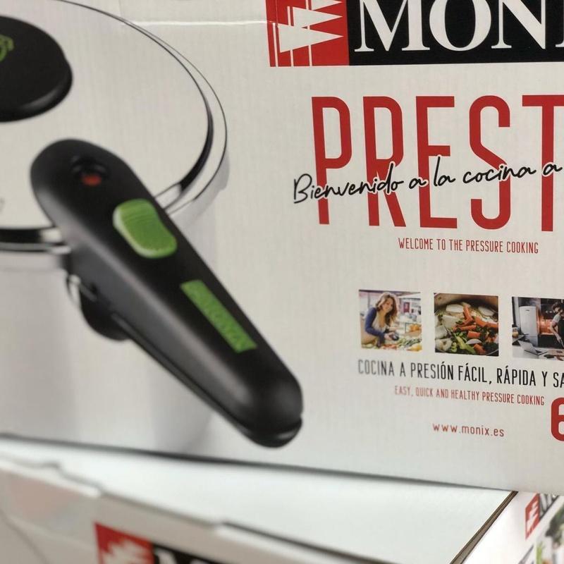 Olla Presto de Monix: Tienda online  de COSCO, S.L.