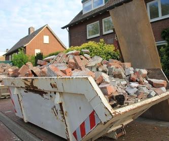 Demolición de obras: Servicios para la construcción de Construcciones Boqueixón, S.L.