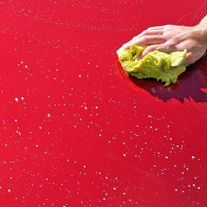 Cómo cuidar la chapa y pintura de tu coche