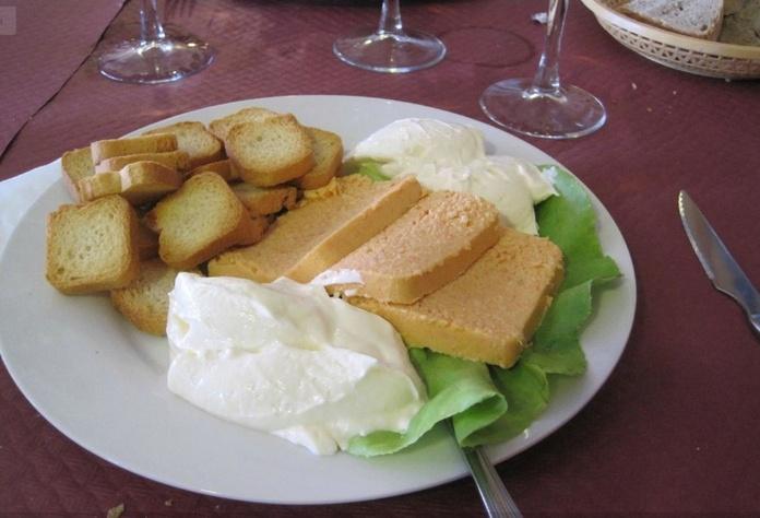 Restaurante con menú del día: Carta de Mesón La Santina