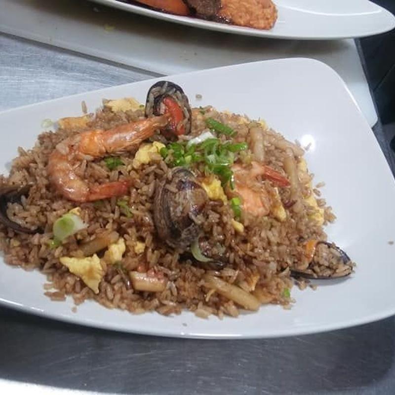 Del wok: Carta de Restaurante D´María
