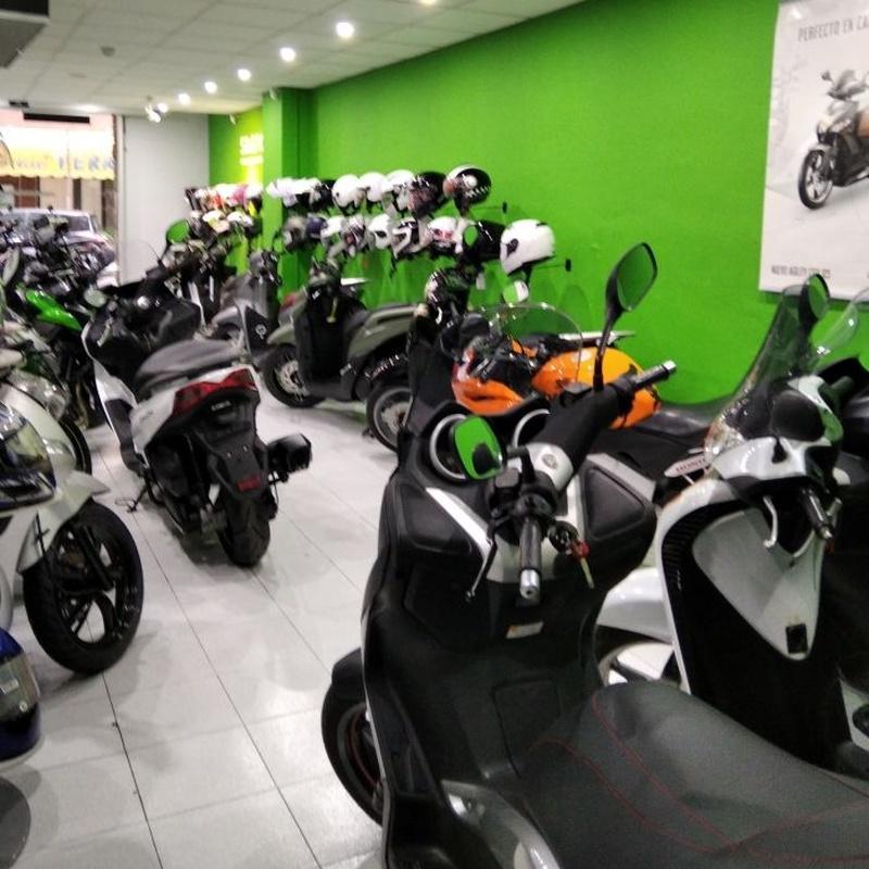 Venta de motos: Servicios de Power Motos