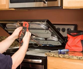 Servicio Técnico de Reparación de Electrodomésticos: Servicios de Reparaciones y Repuestos Gasyluz (Tajuelo.Pedro)