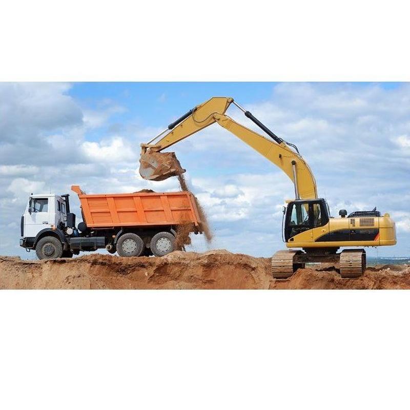 Excavaciones y Transportes: Servicios de Hijos de José Losada Cancelo, S.A.