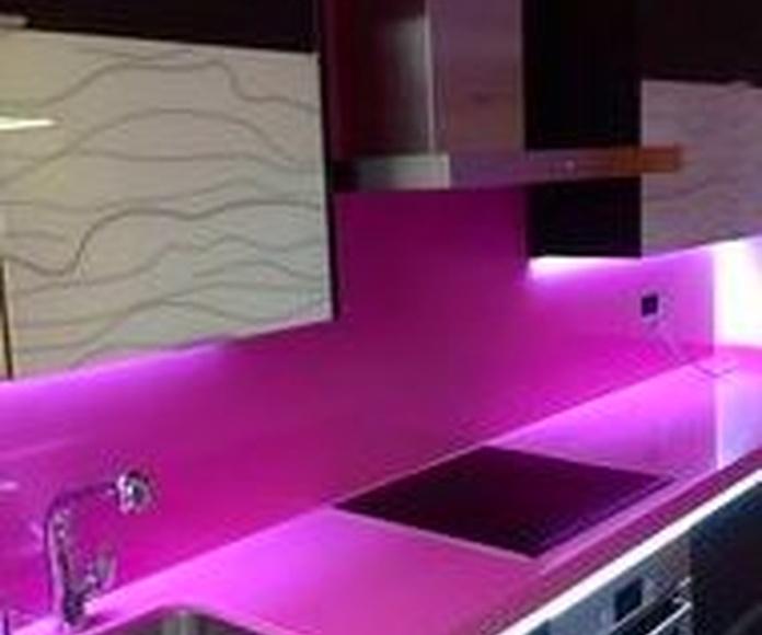 Fabricación, diseño e instalación de cocinas en Valladolid