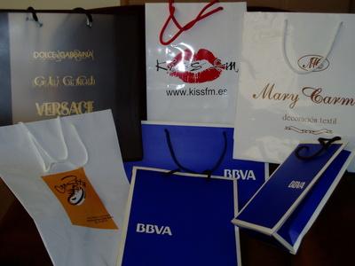 Todos los productos y servicios de Bolsas y sacos: Plásticos Yolanda