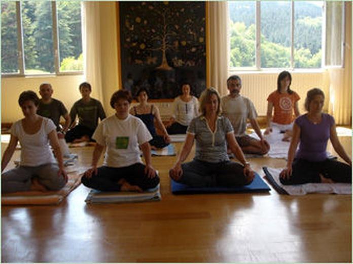 Formación de profesores de Yoga: Disciplinas de SAMATHA