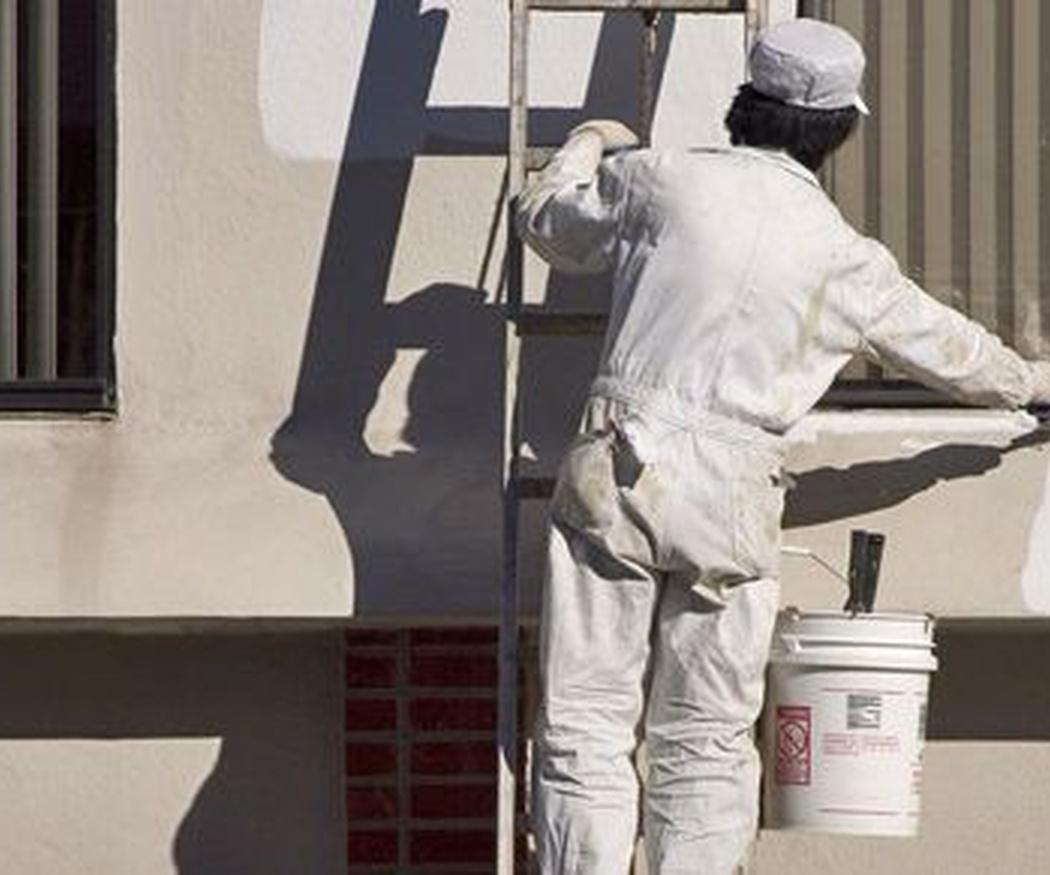 Cosas a tener en cuenta en la pintura para fachadas