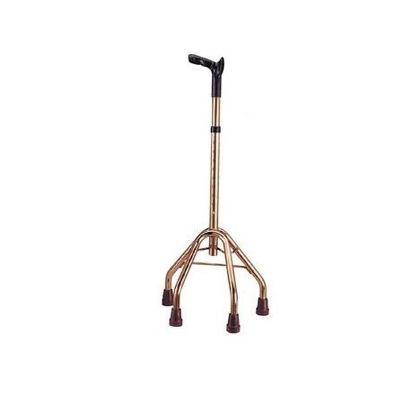 Bastón cuadrípode: Productos de Ortopedia Hospitalet