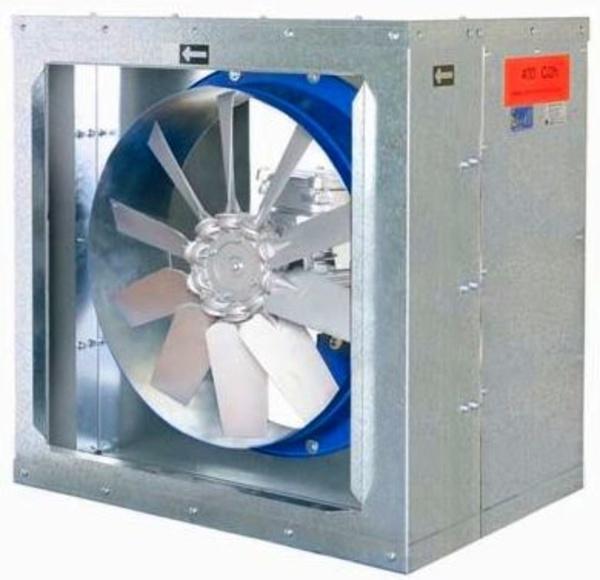 Ventiladores ATEX: Productos y servicios   de Difusión y Ventilación (Divent)
