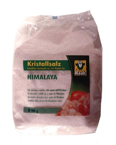Sal de himalaya, RAAB.: Catálogo de La Despensa Ecológica