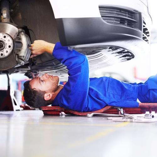 Mecánica de coches en general