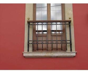 Puertas seccionales ISO 45: Catálogo de Montero Automatismos y Cierres