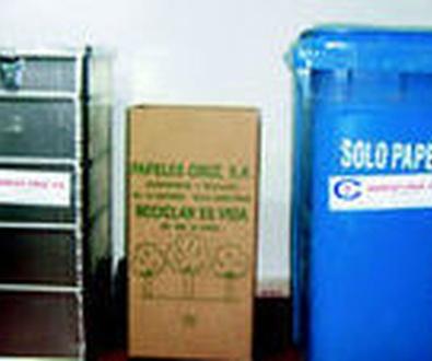 Gestor de residuos no peligrosos Fuenlabrada, Leganés, Móstoles y Alcorcón