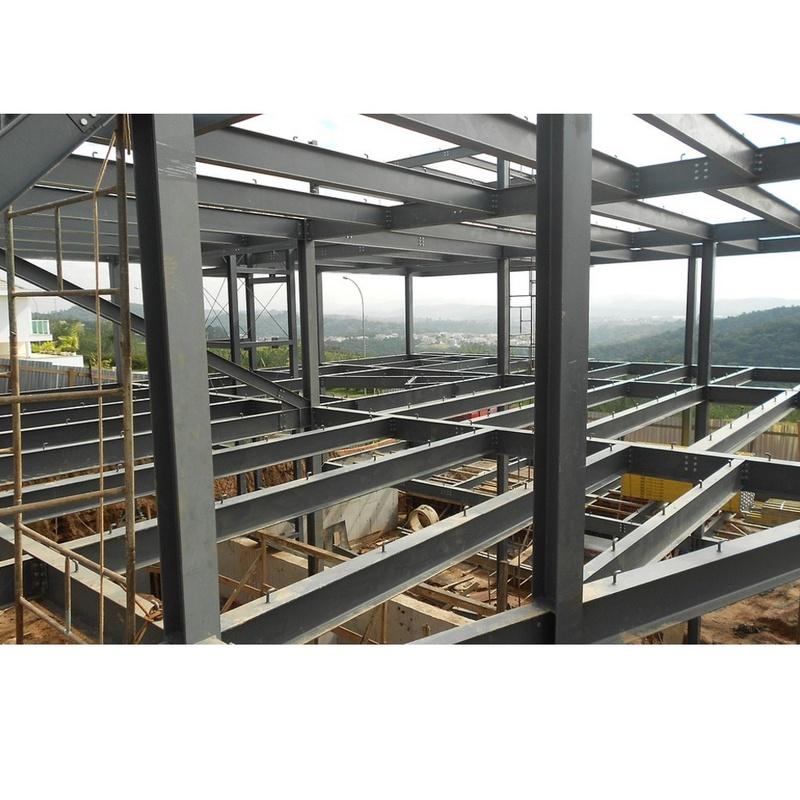 Estructuras: Servicios de Construcciones Oriol
