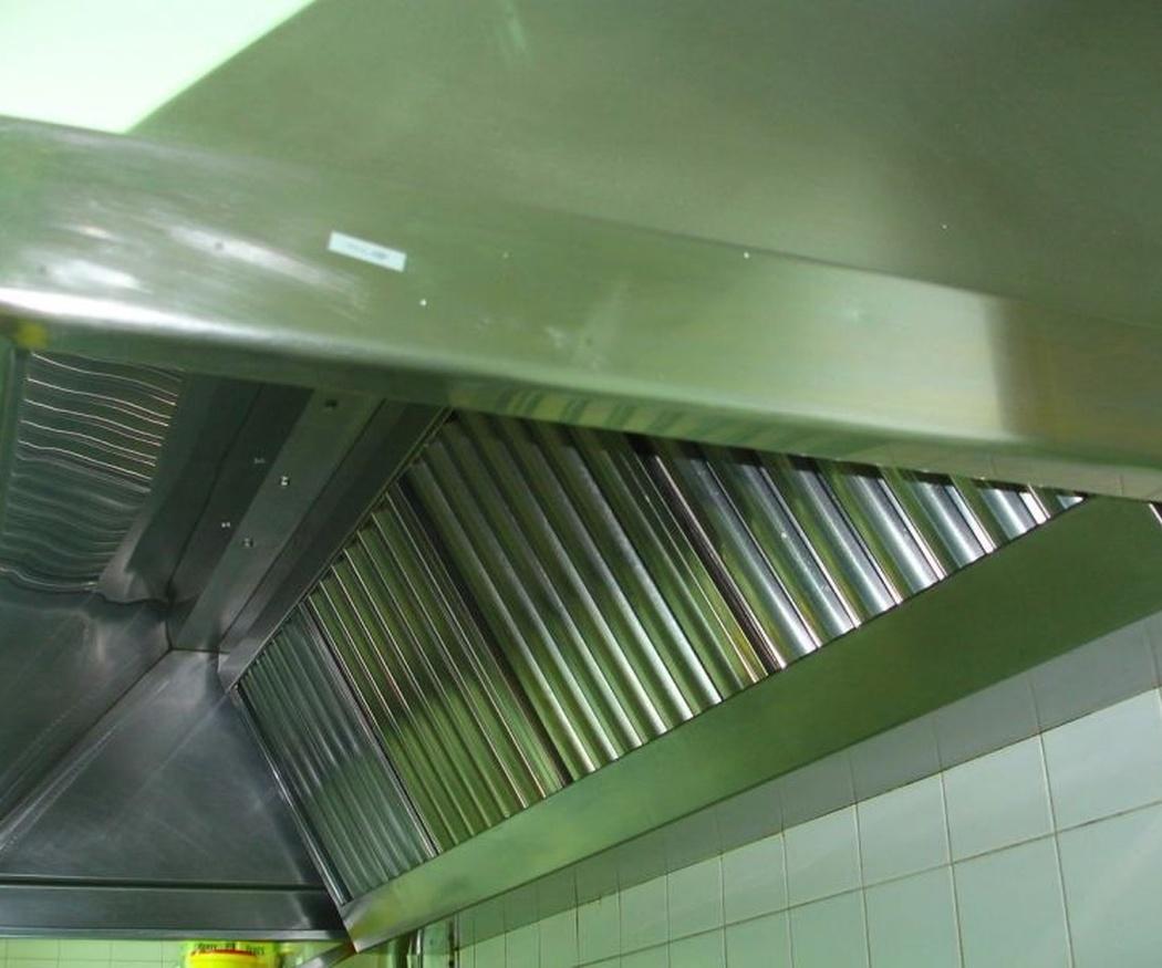 La campana y la salubridad en la cocina industrial