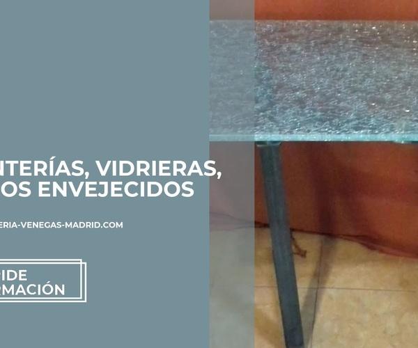 Cristalería de espejos en Madrid centro | Cristalería Venegas