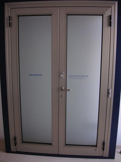 Carpintería Aluminio: Aluminios Paiporta