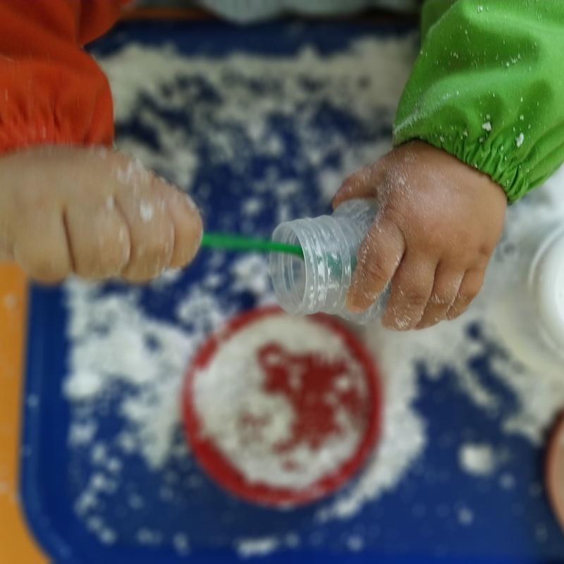 SIN PANTALLAS: Servicios de Escuela Infantil Crecer