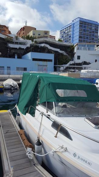 Tapicería náutica: Servicios de Tapicería La Bigornia