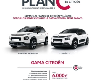 Plan C by Citröen