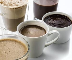 Cafés y chocolates del método PNK