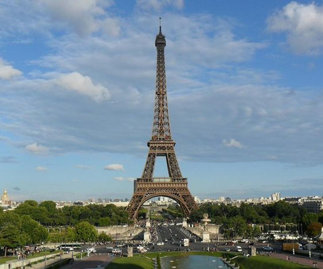 Una de las estructuras metálicas más importantes del mundo