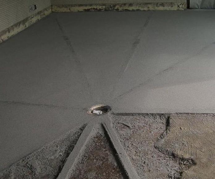Pendientes: Sistemas de A-Floor