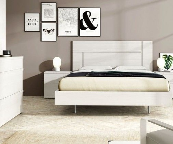 Dormitorio de matrimonio: Productos de Muebles Liverty