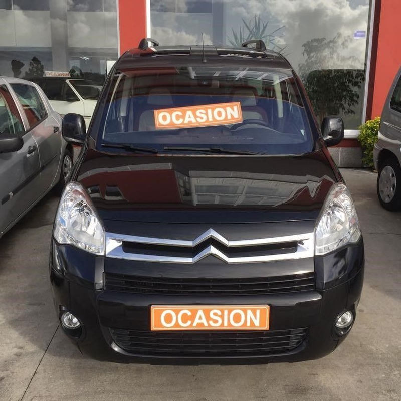 Citroën Berlingo Multiespace 1.6Hdi 109CV: Vehículos de ocasión de OCASIÓN A LAGOA