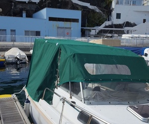 Tapicería náutica