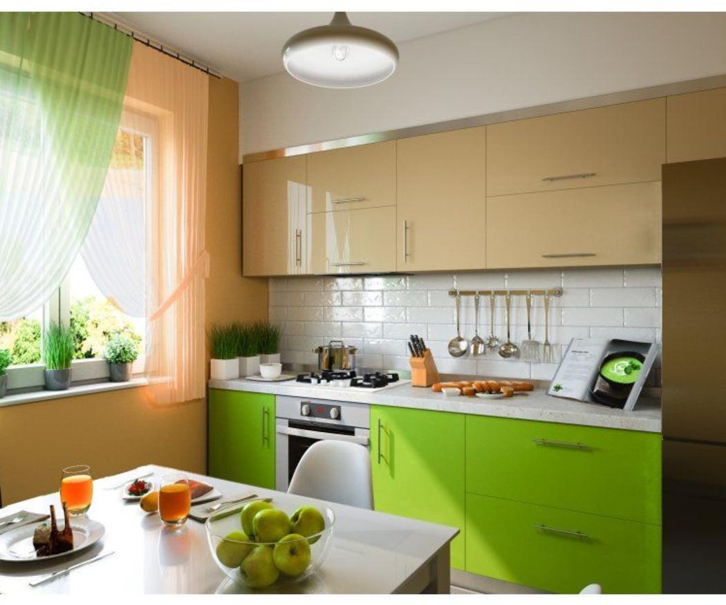 La elección del color del mobiliario de la cocina