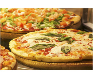 Pizzas..Las mejores de todo Melilla
