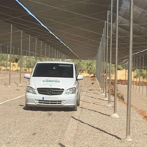 Construcción de invernaderos en Valencia