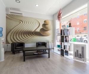 Interior de muestro centro de estética