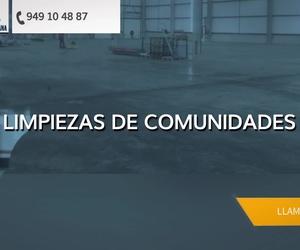Presupuesto de limpieza de comunidades en Alcalá de Henares: Limpiezas Ana