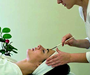 Tratamiento facial, pieles sensibles