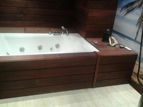 Colocación de bañera de hidromasaje