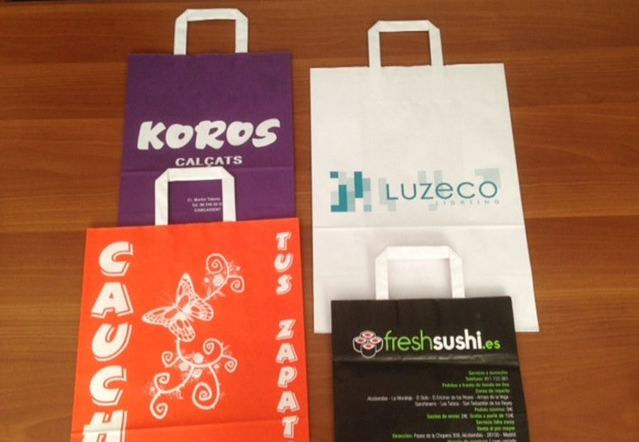 Bolsas personalizadas, el marketing más barato
