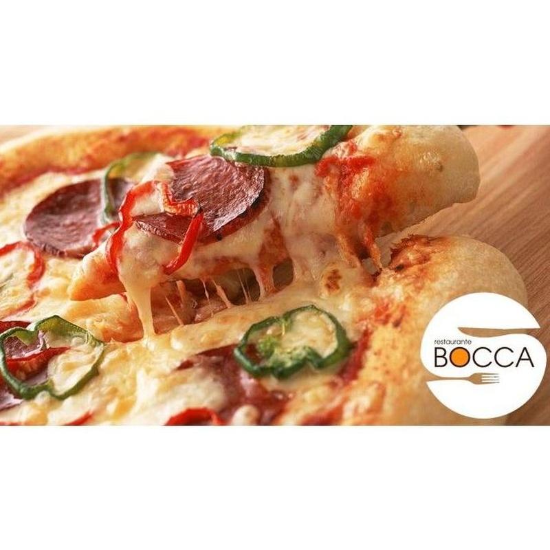 Menú 18: Carta de Restaurante Bocca