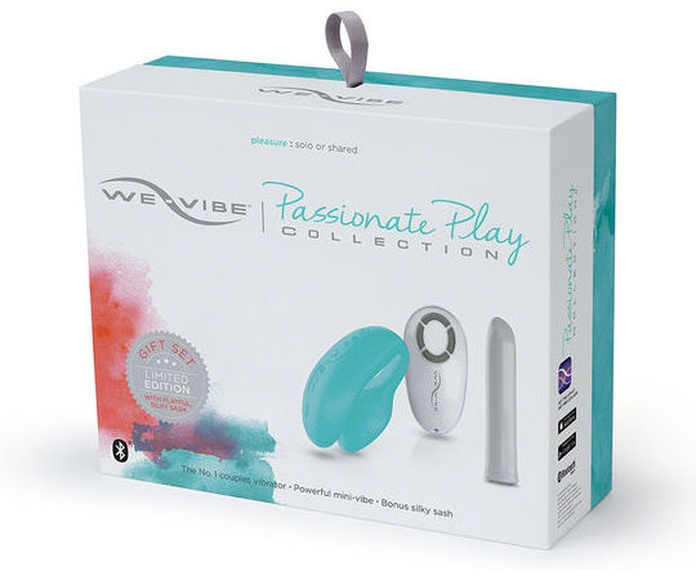 WE VIBE COLECCION PASSIONATE PLAY edicion limitada(159.99€)