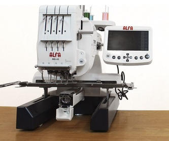 Alfa Stile 20: Productos de Maquinas de Coser - Servicio técnico y repuestos