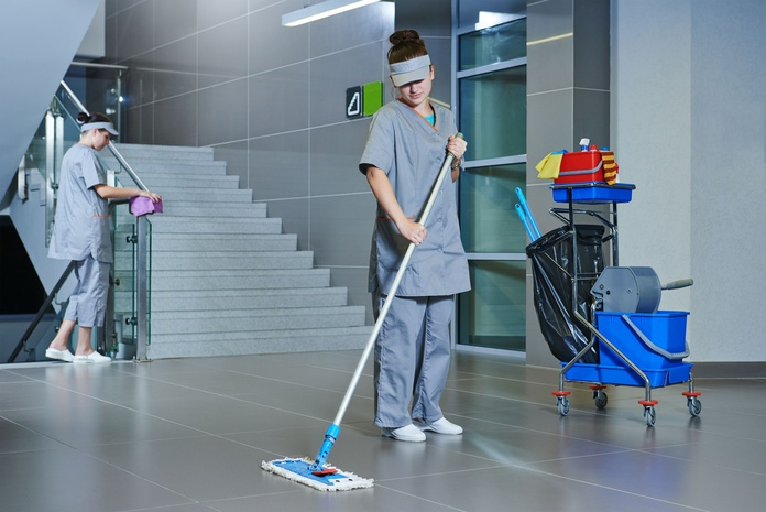 Comunidades: Servicios de Limpiezas Gema