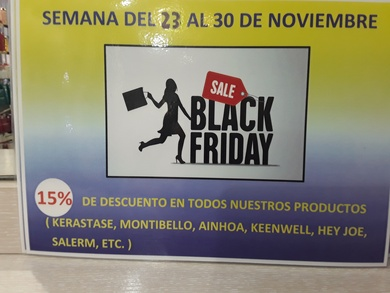 Semana BLACK FRIDAY..