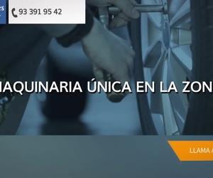 Cambio de ruedas en Santa Coloma de Gramenet | Talleres Óscar